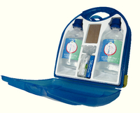 WAC Mezzo Eye Wash Dispenser