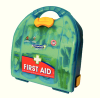 WAC Small First Aid Kit Gren 1002655