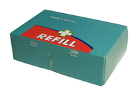 WAC Large First Aid Kit Refill