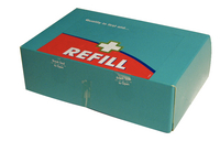 Wallace Food Hyg Firstaid Kit Ref Blue