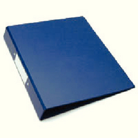 Ring Binder A4 Blue