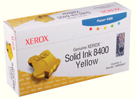 Xerox Phaser8400 Solid Ink Stick Ylw Pk3