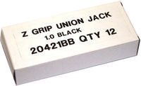 Zebra Z-Grip Union Jack Bp Blue 20422BB