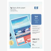 HP Lsr Photo Ppr Gls A3 Wht Q6548A P200